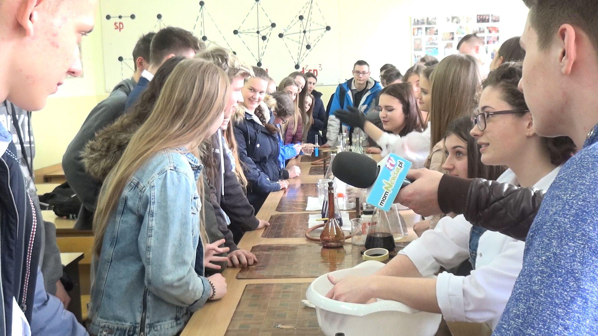 Dni otwarte w Liceum i Kotarbinie [VIDEO]