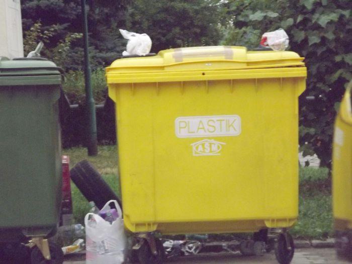 Od kwietnia zmiana terminu wywozu śmieci