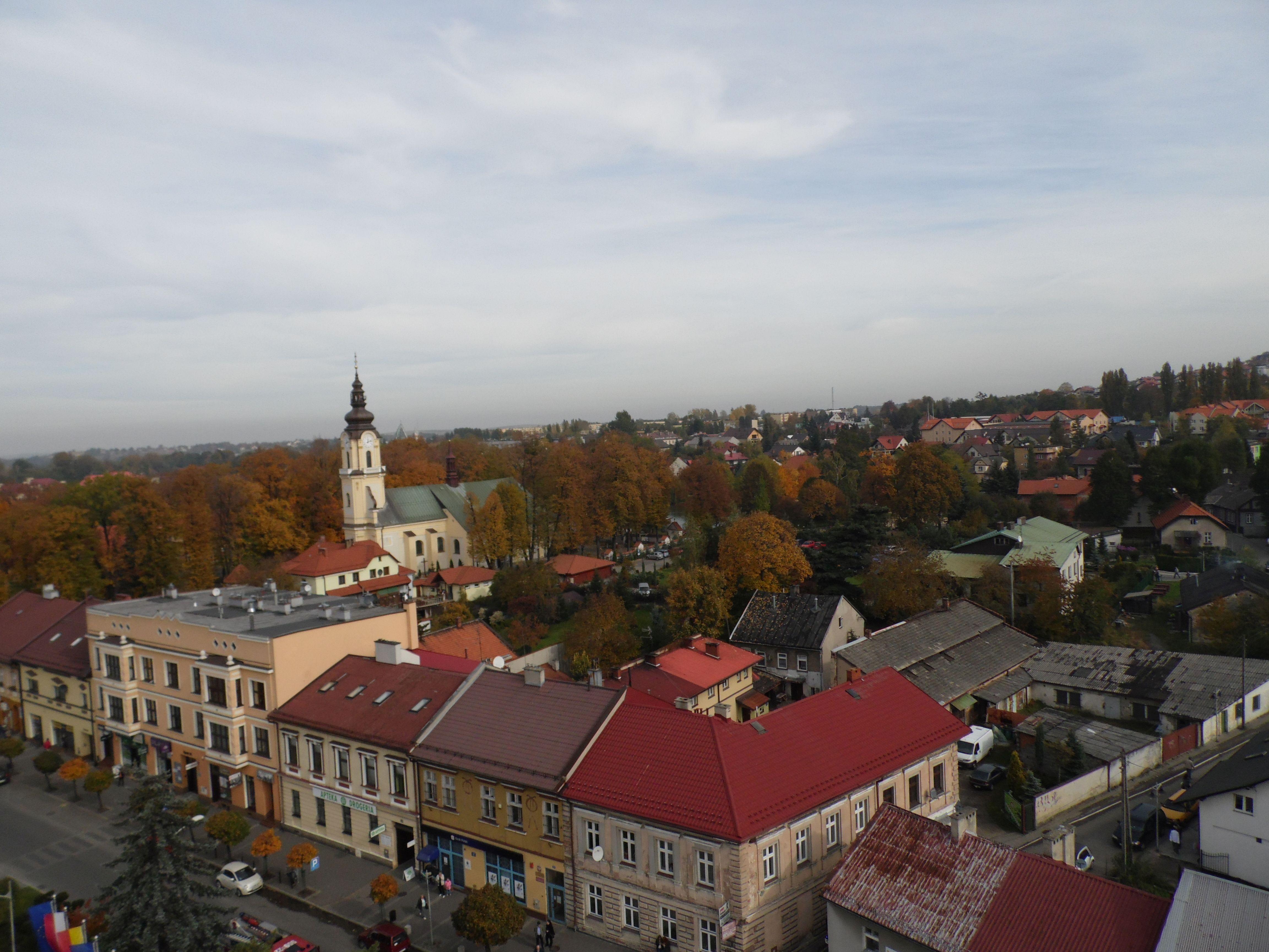 Andrychów najbardziej starzejącym się miastem w Małopolsce. Kęty także na czarnej liście