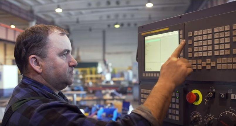 Sekrety produkcji w Andrychowskiej Fabryce Maszyn