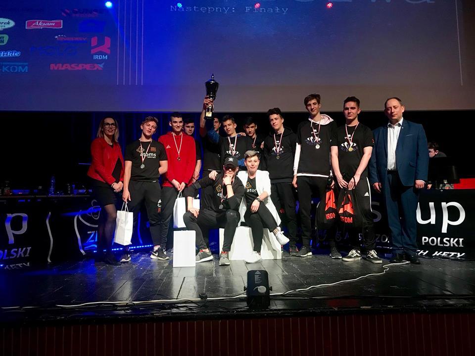 I Nieoficjalne Mistrzostwa Polski klas e-sportowych