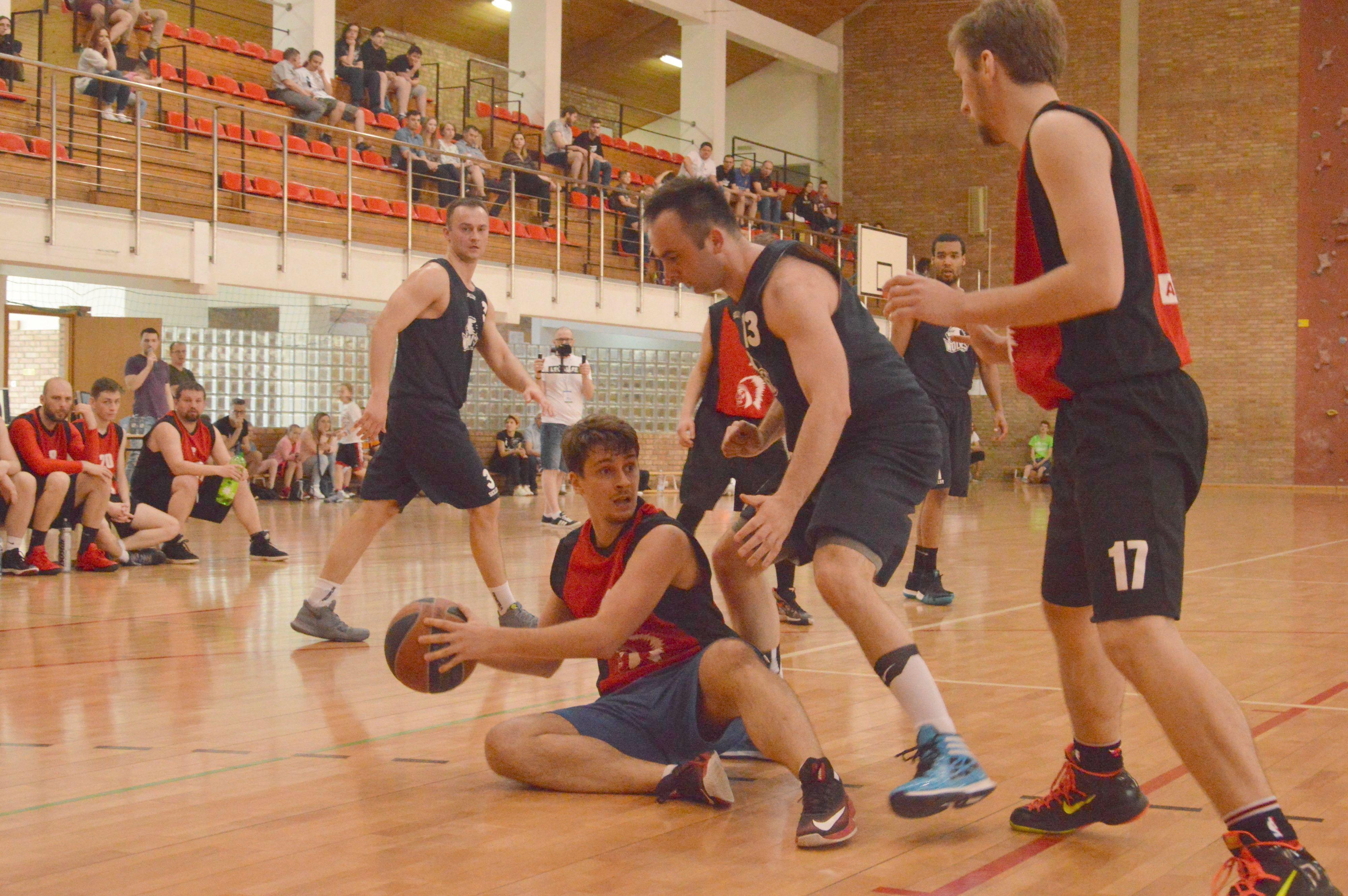 Basket na żywo po raz kolejny w Andrychowie [FOTO]