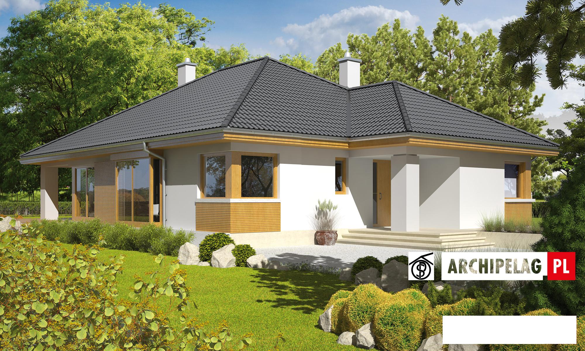 Nowe domy jednorodzinne w Sułkowicach k. Andrychowa