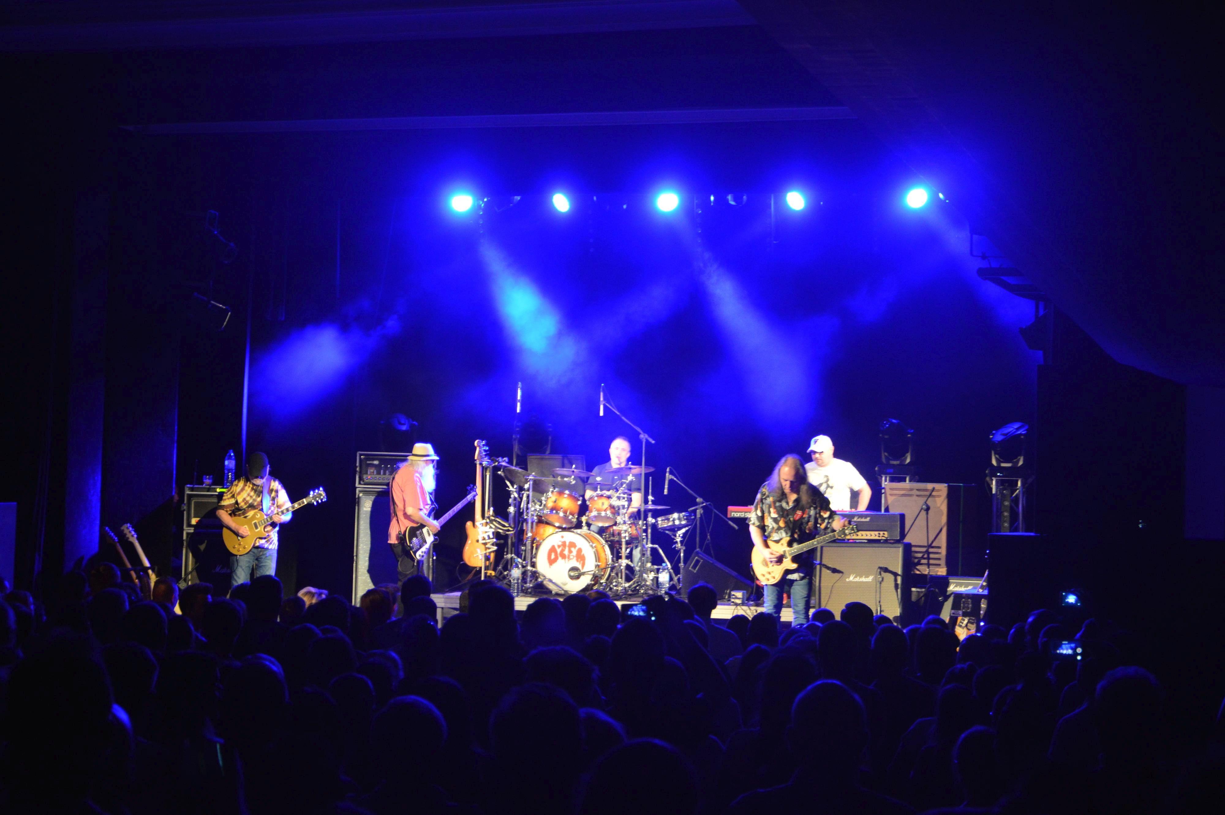 Legendarny zespół Dżem koncertował w Wadowicach [FOTO]