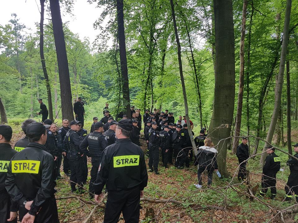 W lesie znaleziono ciało zaginionego 28-latka [AKTUALIZACJA]