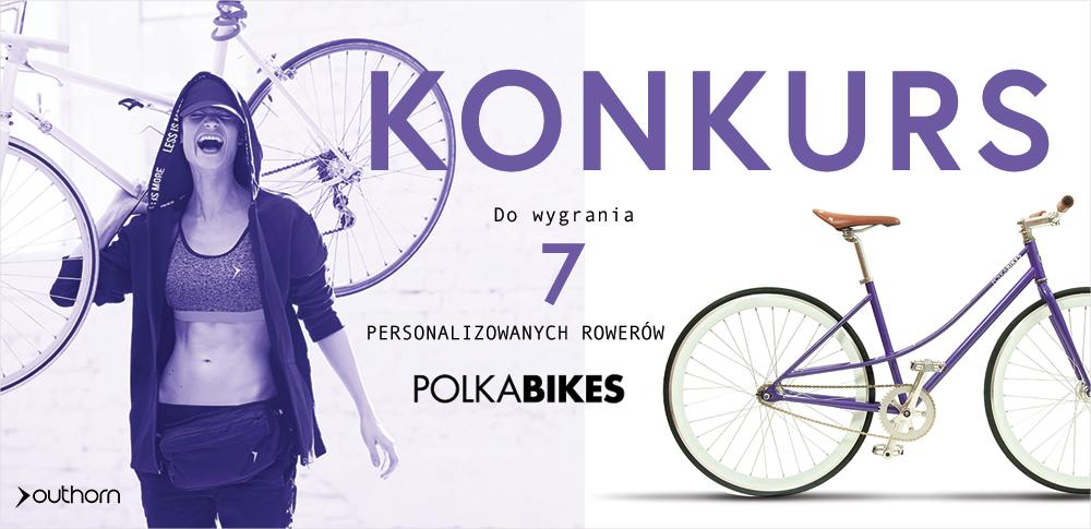 Weź udział w konkursie marki Outhorn i wygraj rower swoich marzeń