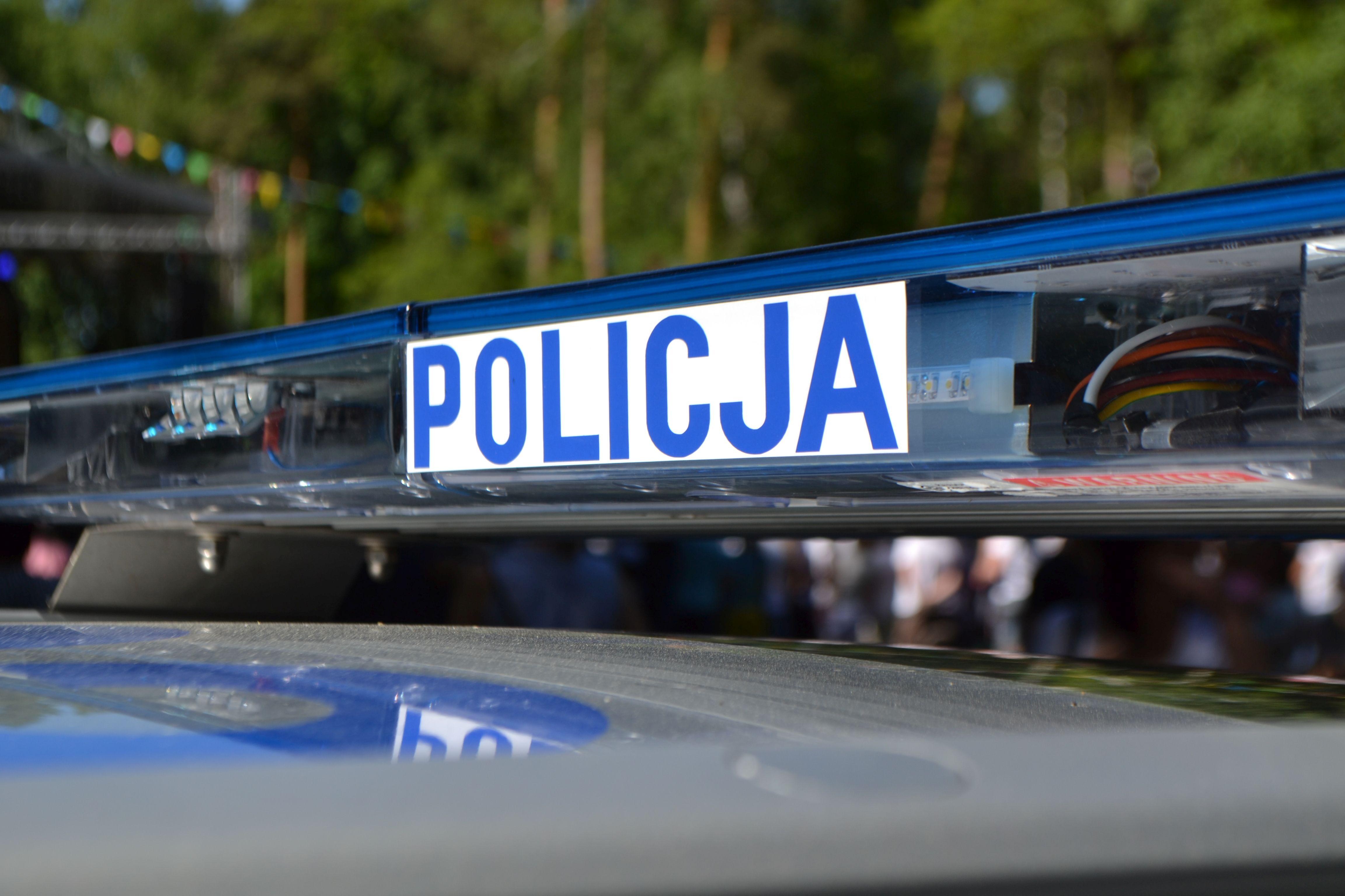 Policjant na urlopie interweniował wobec nietrzeźwego pieszego