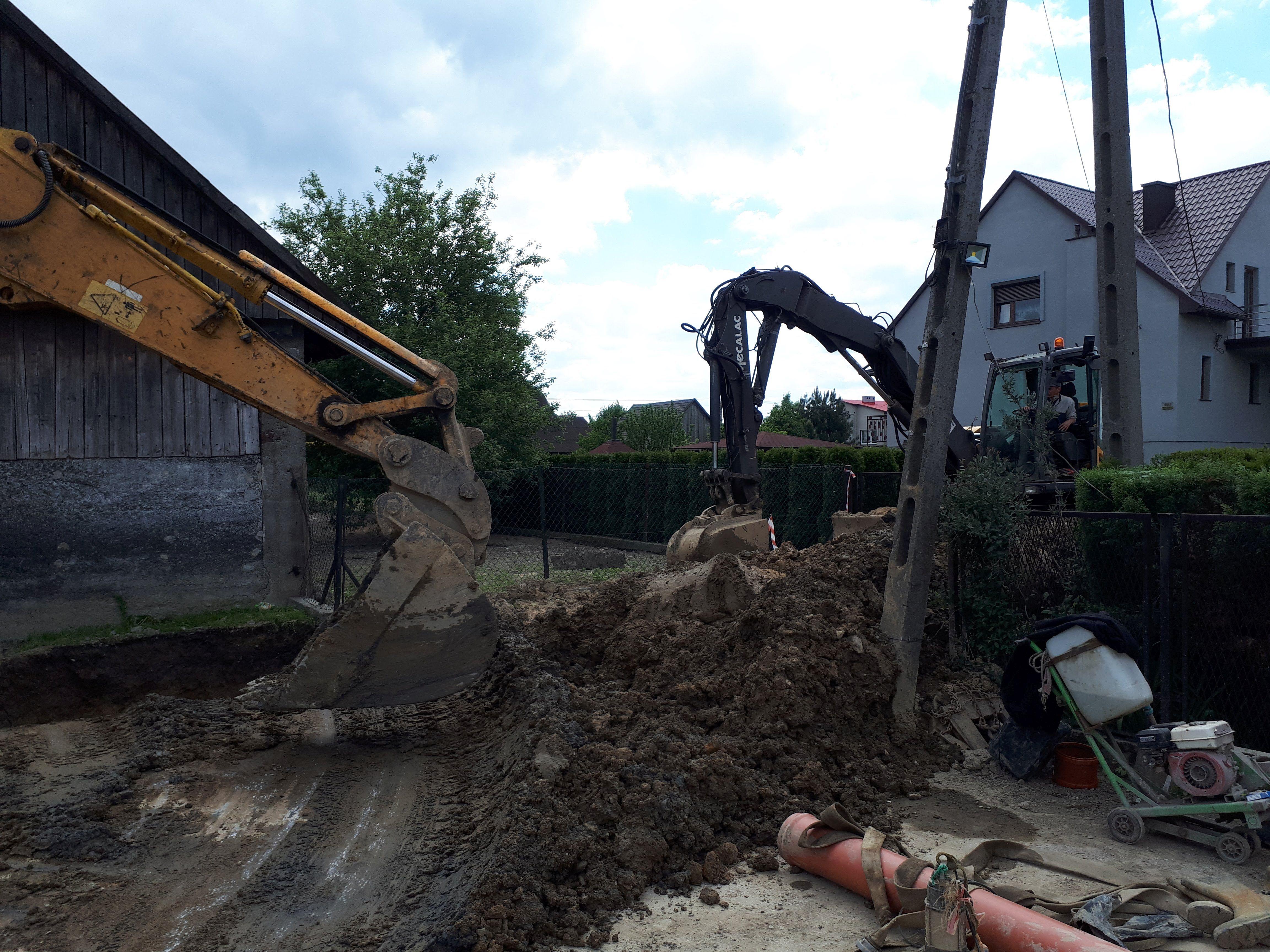 Unijne dotacje na kanalizację i wodociągi dla Wieprza, Zatora i Mucharza
