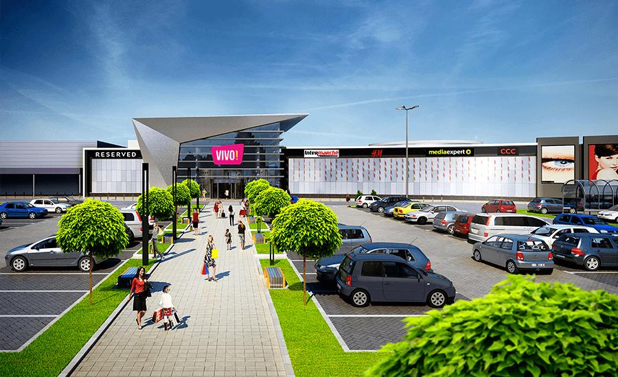 Nowe Centrum Handlowe Andrychów powstanie do 2019 roku