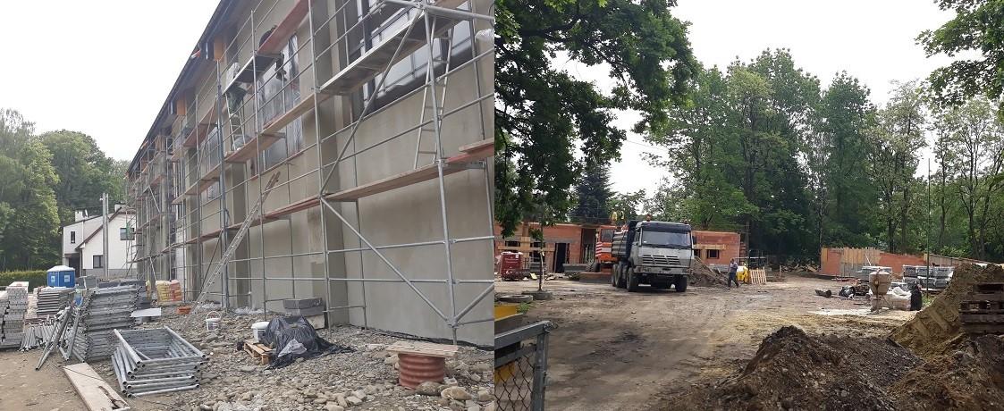Dwie największe inwestycje w Kętach. Jak wygląda budowa?