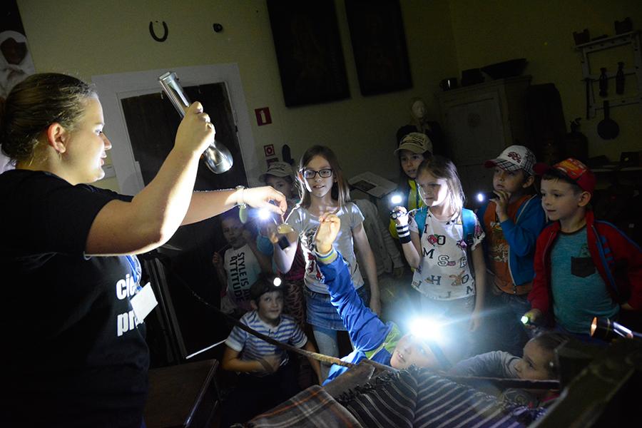 Moc atrakcji w Noc muzeów [FOTO]
