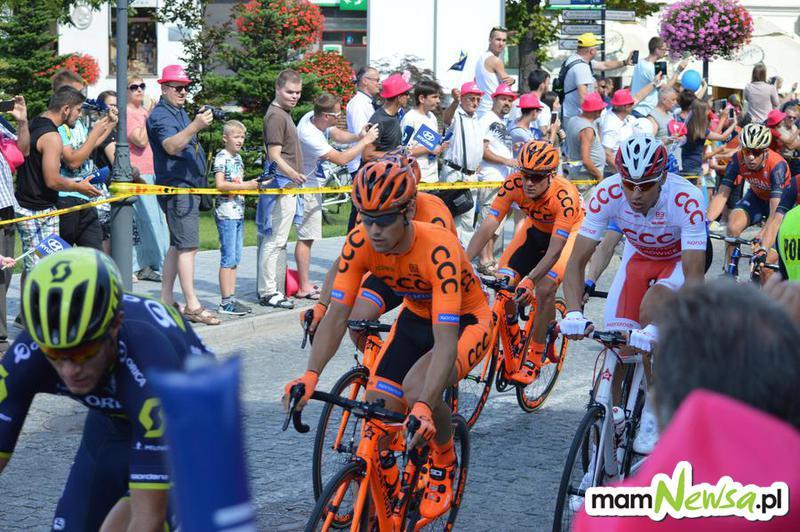 Tour de Pologne ponownie przemknie przez nasz region. Wiadomo gdzie i kiedy pojawią się kolarze