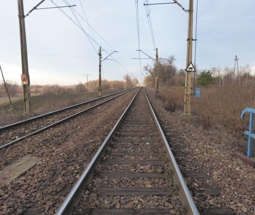 Do odwołania wstrzymany ruch pociągów