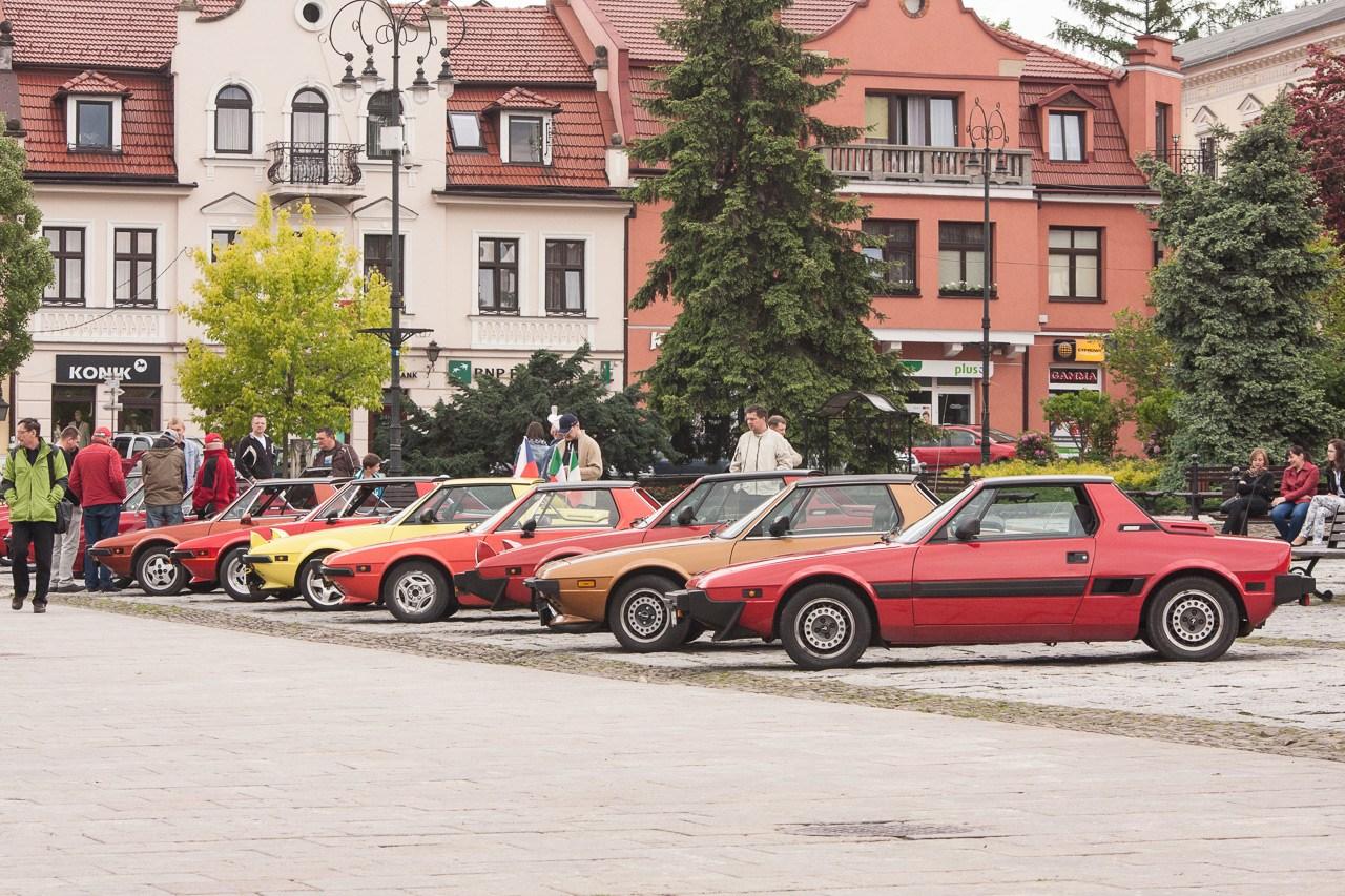 Zabytkowe pojazdy przyjadą w sobotę do centrum miasta