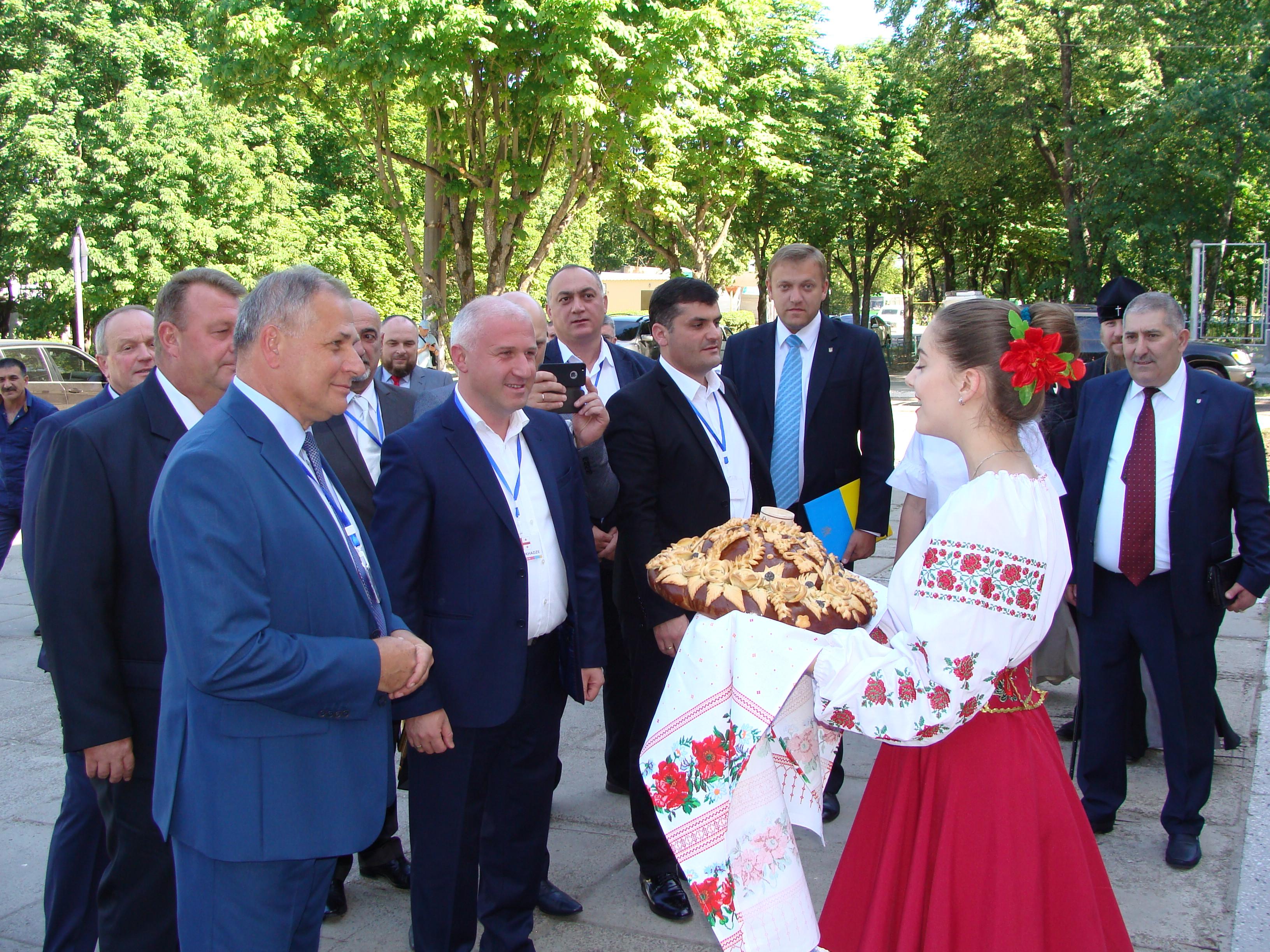 Delegacja Andrychowa na Ukrainie. Co tam robili?