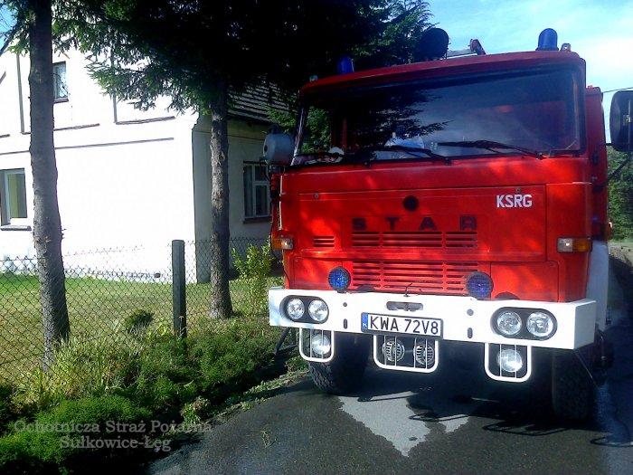 Delegacja z Andrychowa jedzie przekazywać Ukraińcom stary wóz strażacki