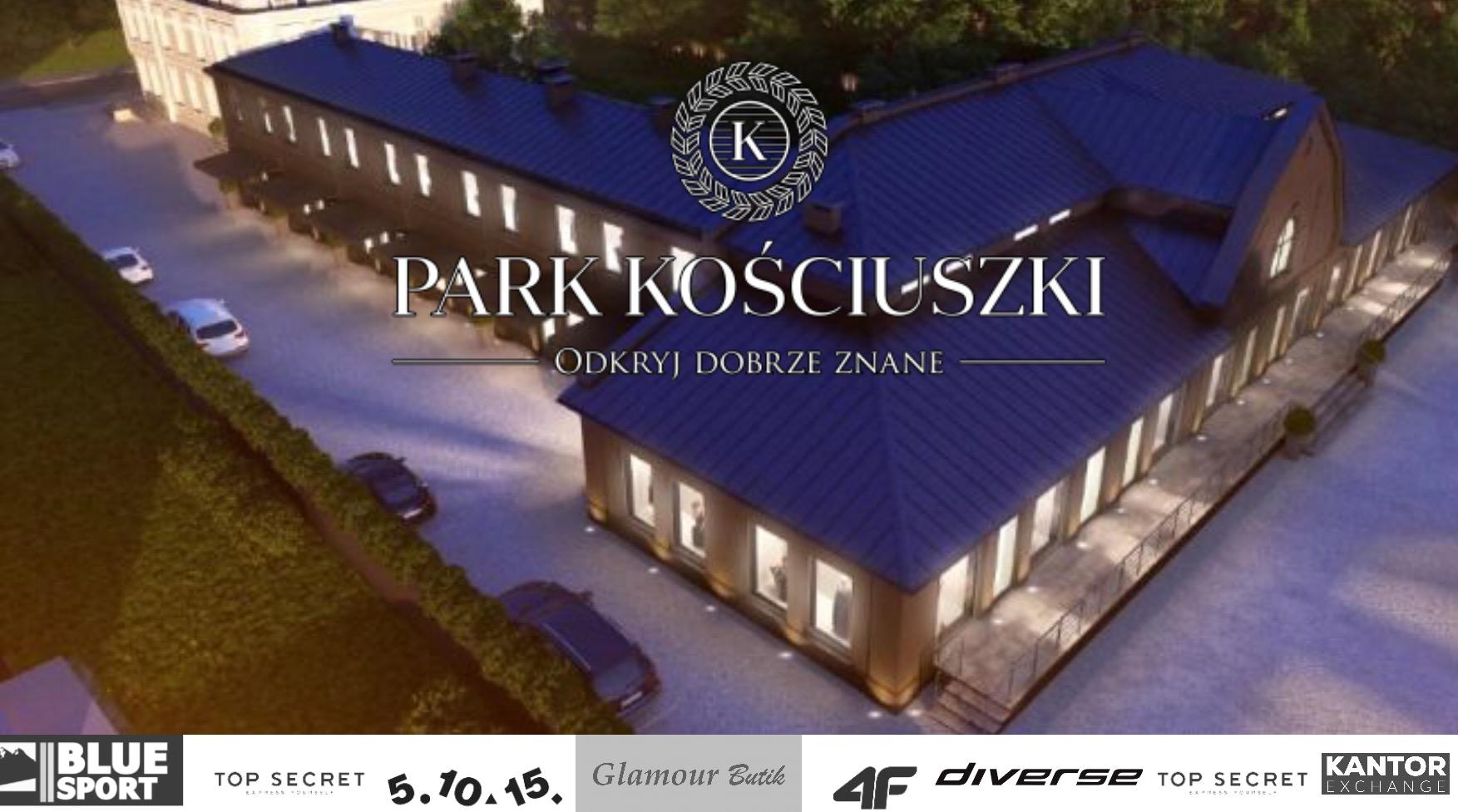 Park Kościuszki Kęty