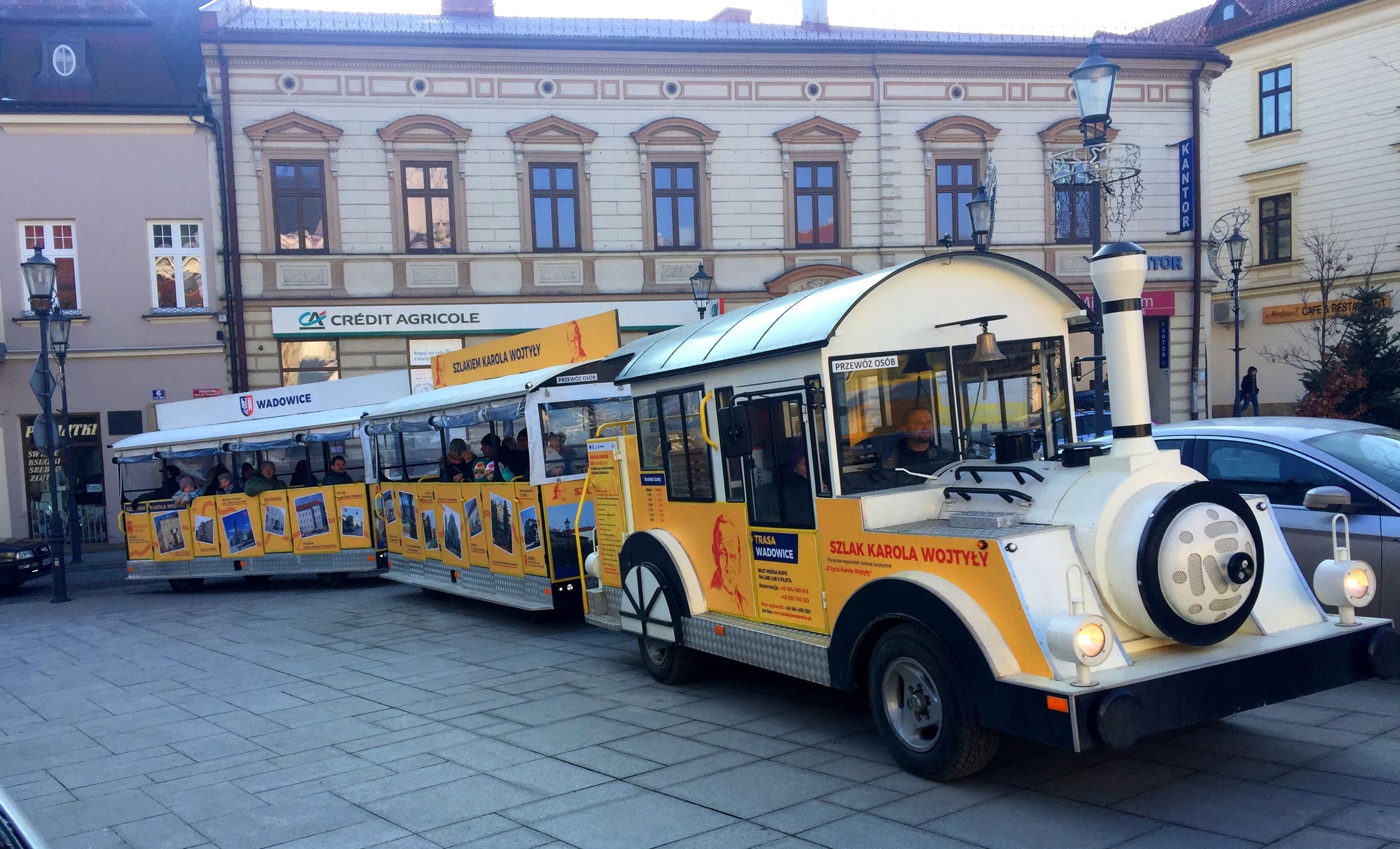 Wycieczki Szlakiem Karola Wojtyły - jeden z trzech ostatnich darmowych wtorków!