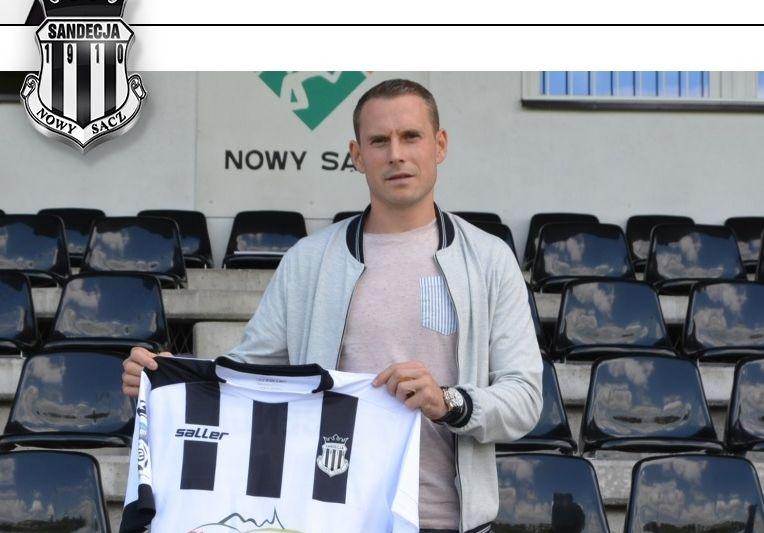 Damian Chmiel ma nowy klub. Podpisał roczny kontrakt