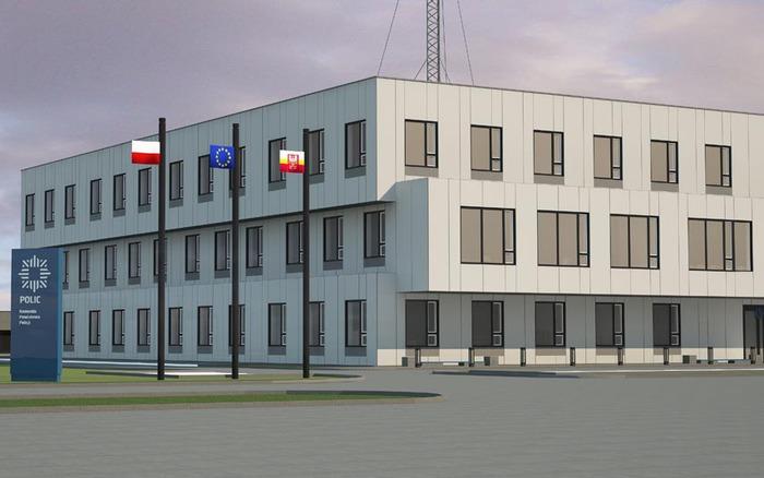 Nowe informacje w sprawie budowy komendy w Wadowicach