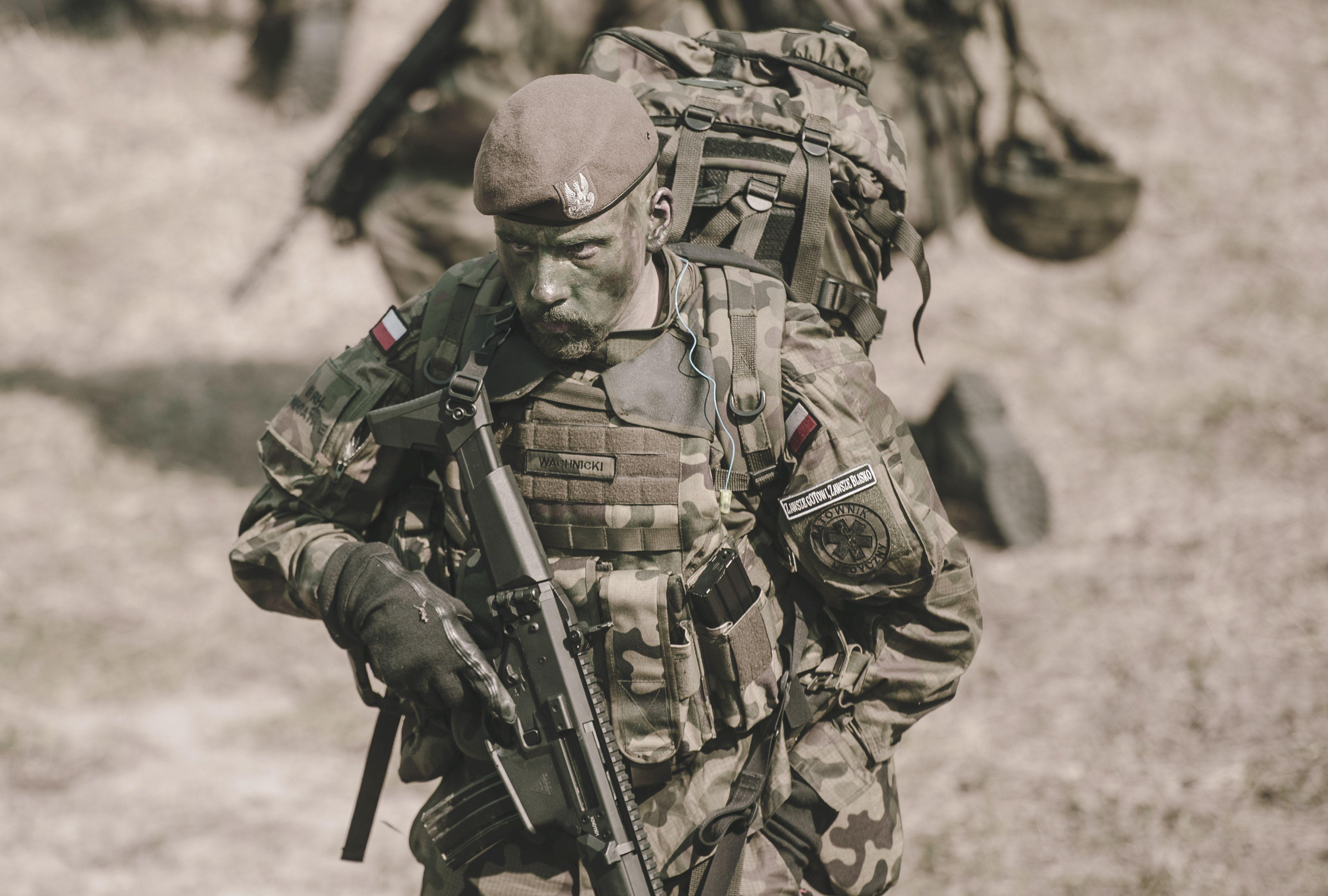Wojska Obrony Terytorialnej szukają chętnych
