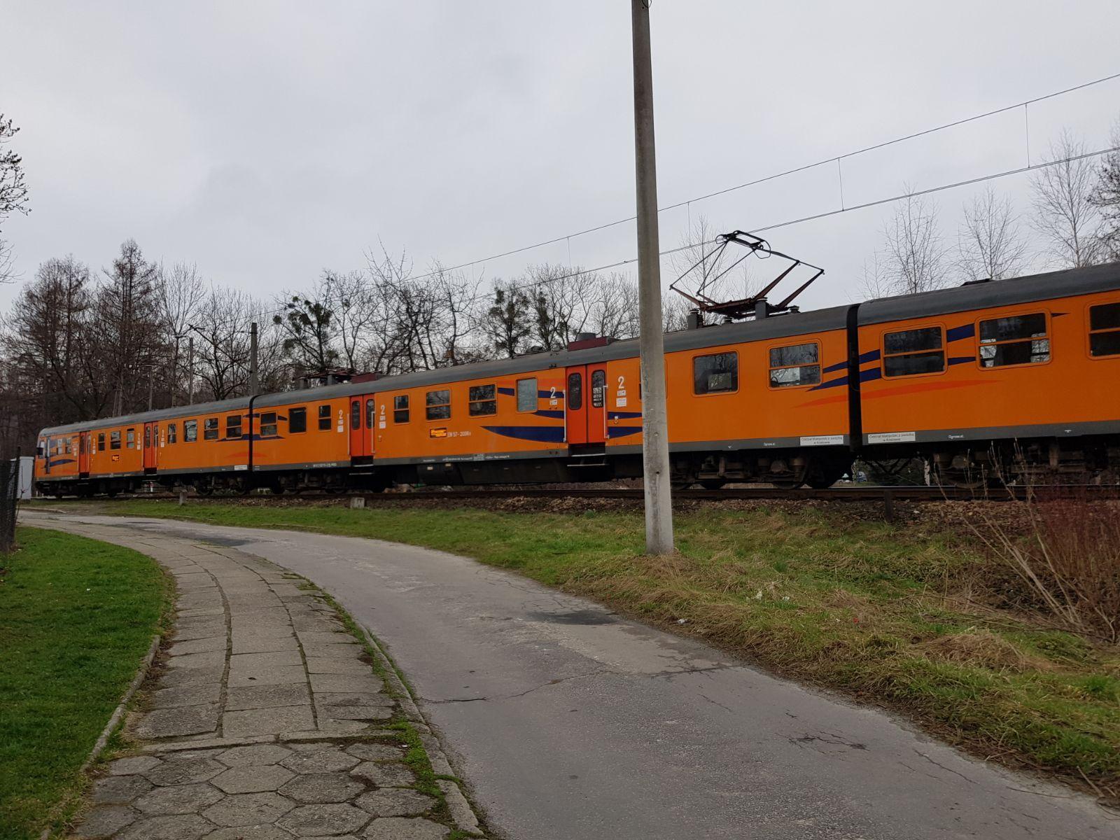 Kolejna przerwa w kursowaniu pociągów