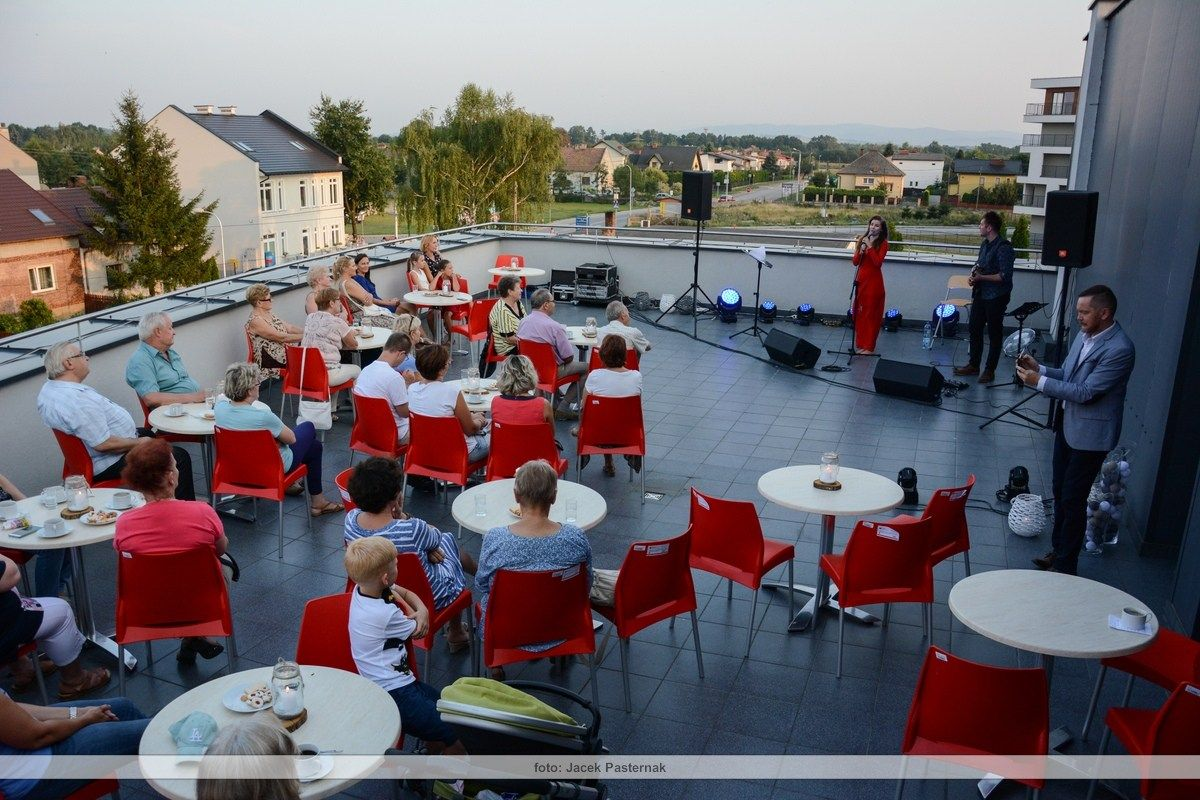 W środę inauguracja koncertów na dachu