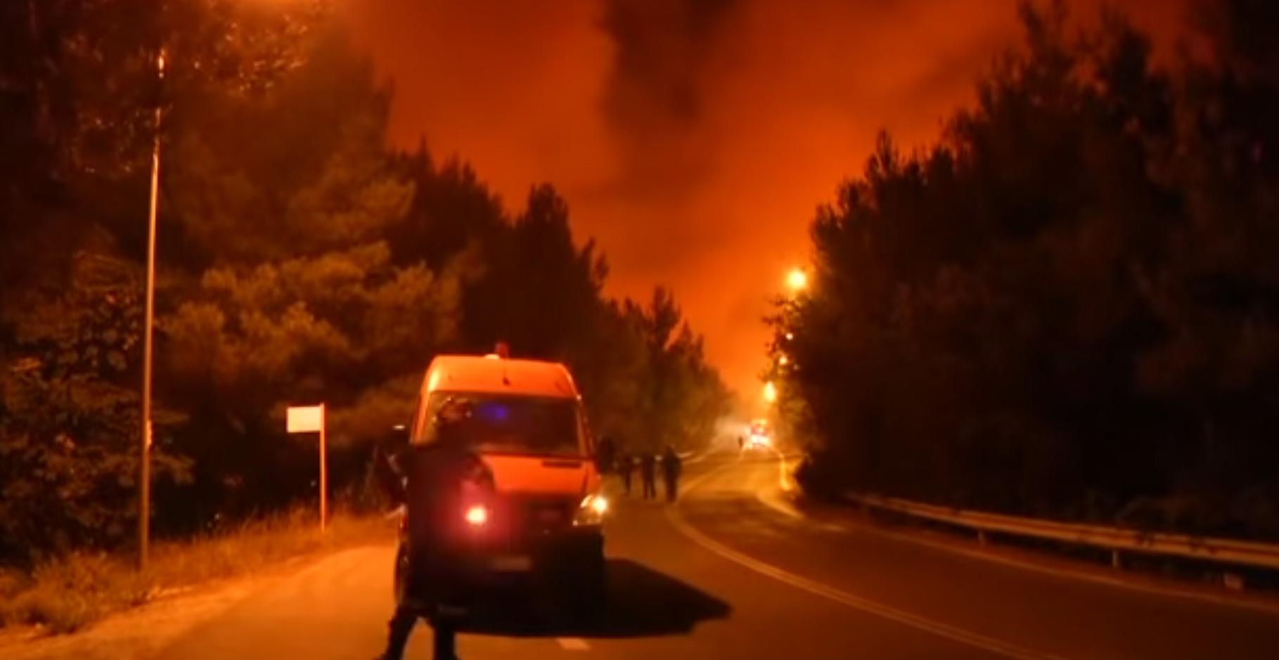 Dwie osoby z Wadowic zginęły podczas pożarów w Grecji [AKTUALIZACJA]