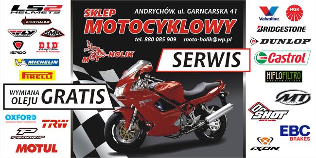 Sklep Motocyklowy w Andrychowie. Sprawdź aktualną ofertę