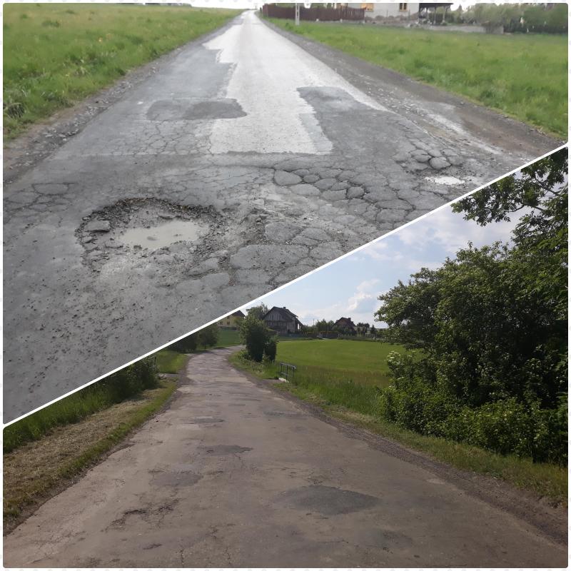 Jest problem z remontami dróg, trzy przetargi unieważnione