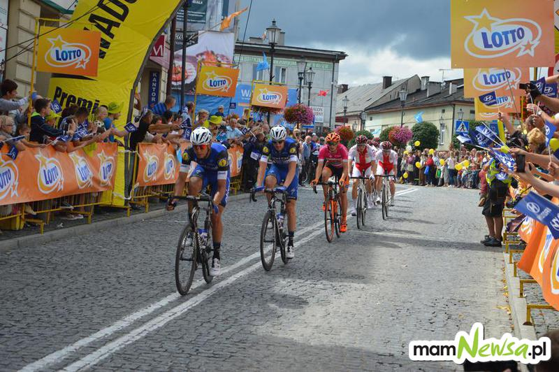 Tour de Pologne przemknie przez region. Zobaczcie, gdzie i kiedy