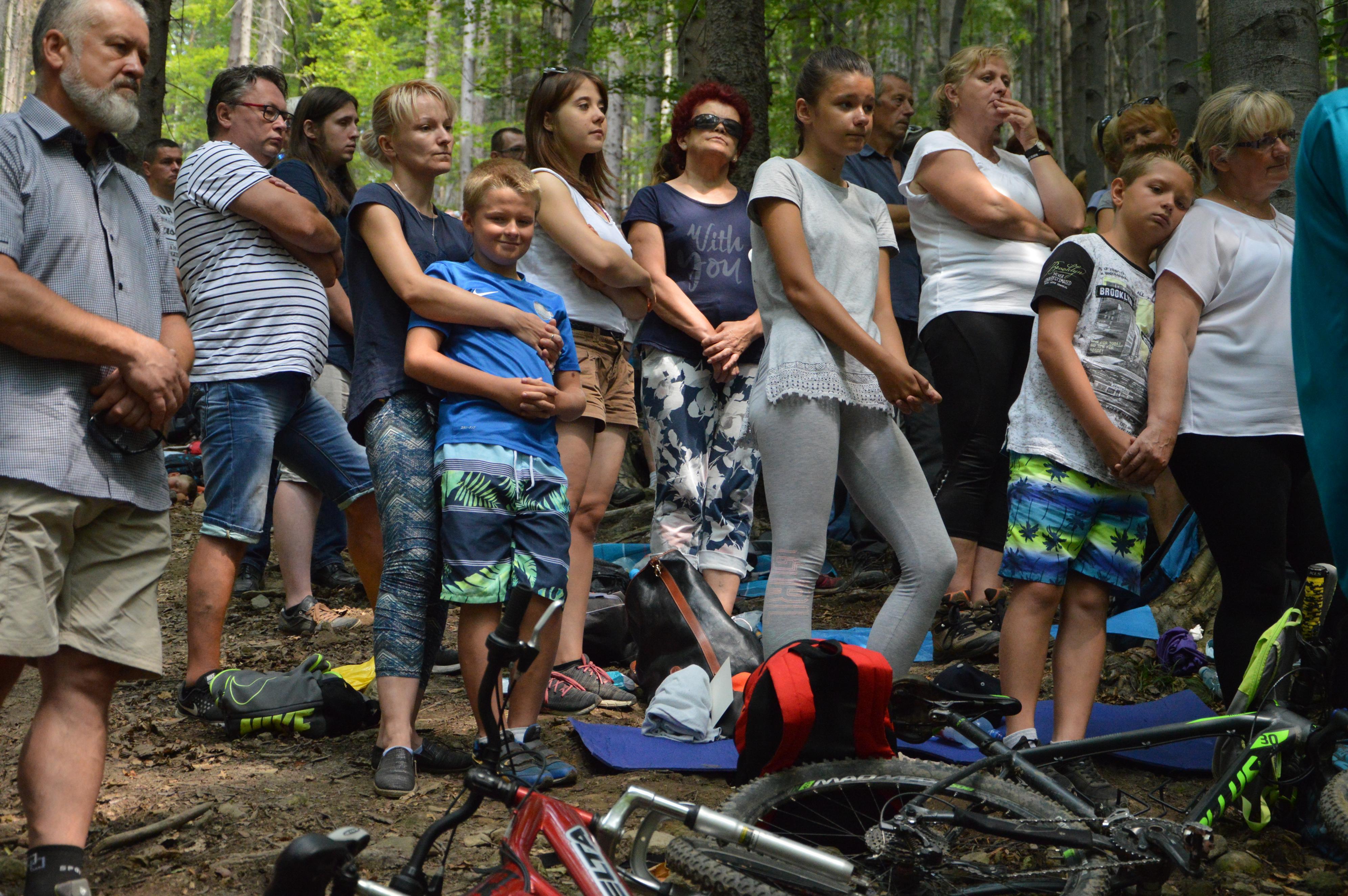 Prawdziwe tłumy podczas odpustu na Trzonce [FOTO]