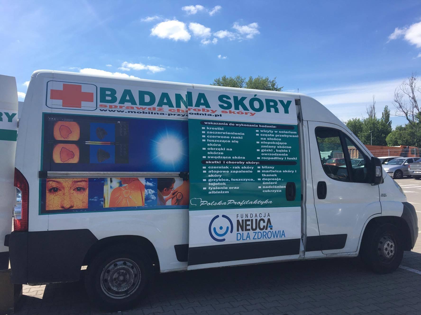Diagnostyka znamion - czas start! Akcja bezpłatnych badań dermatoskopowych w Andrychowie