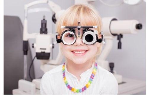 Bezpłatne  badanie wzroku dla dzieci!!!