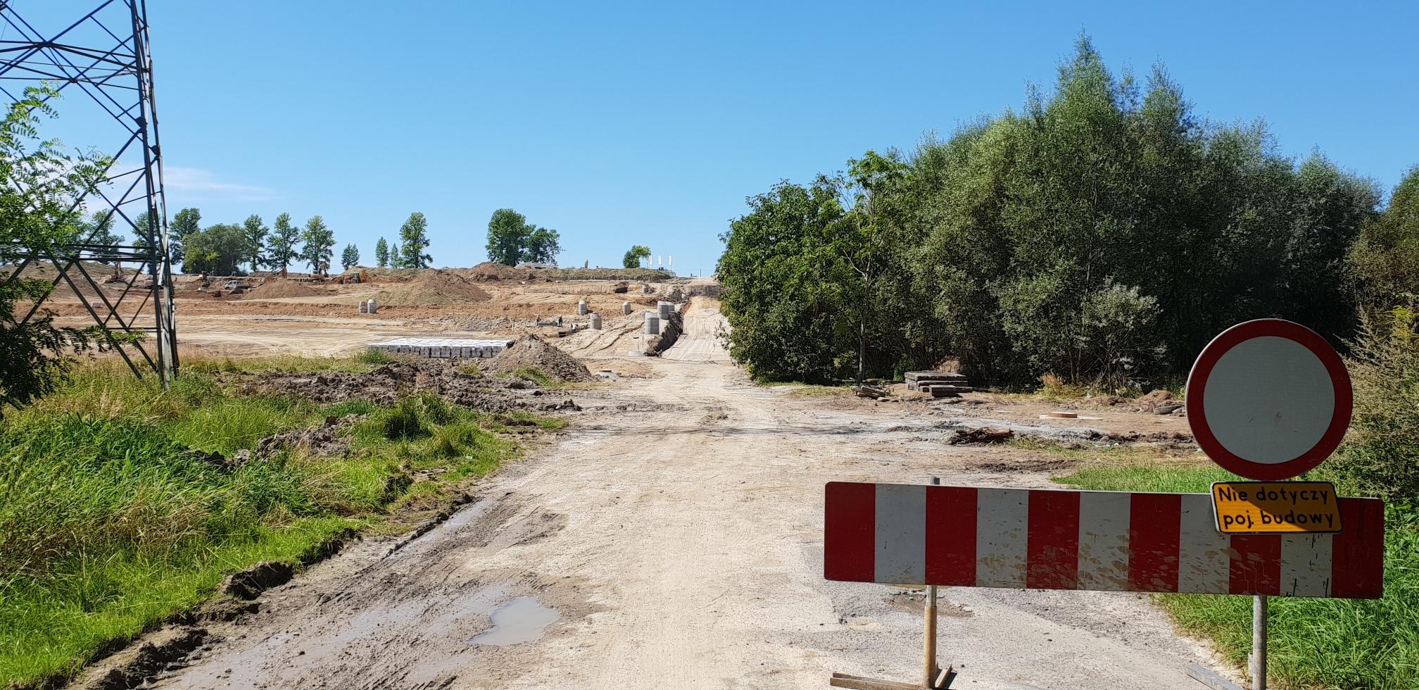 Budowa strefy gospodarczej z opóźnieniem? [FOTO]