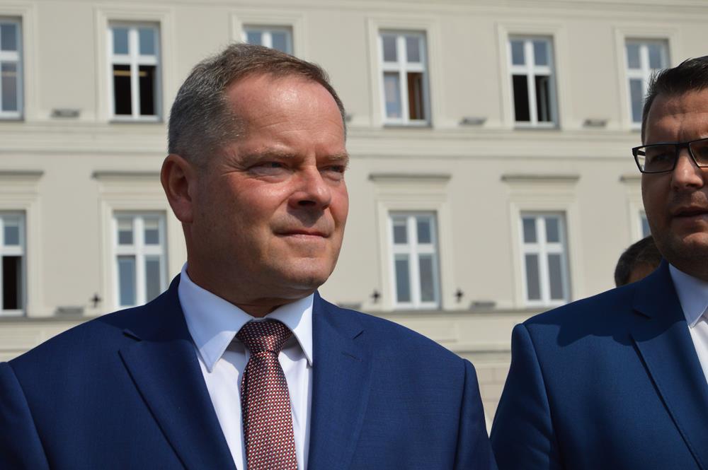 Krzysztof Kubień kandydatem na burmistrza Andrychowa. Jaki ma plan dla gminy?