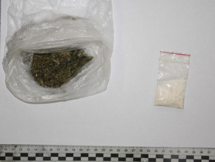 24-latek przyłapany z amfetaminą w centrum Andrychowa