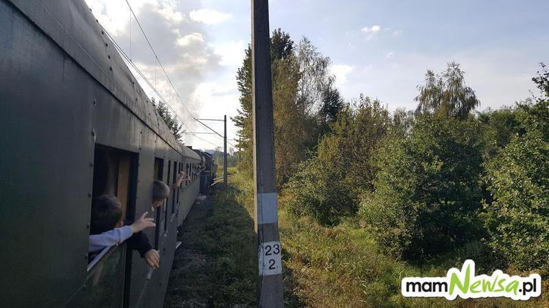 To będzie atrakcja dla miłośników kolei. 9 września przyjedzie pociąg retro