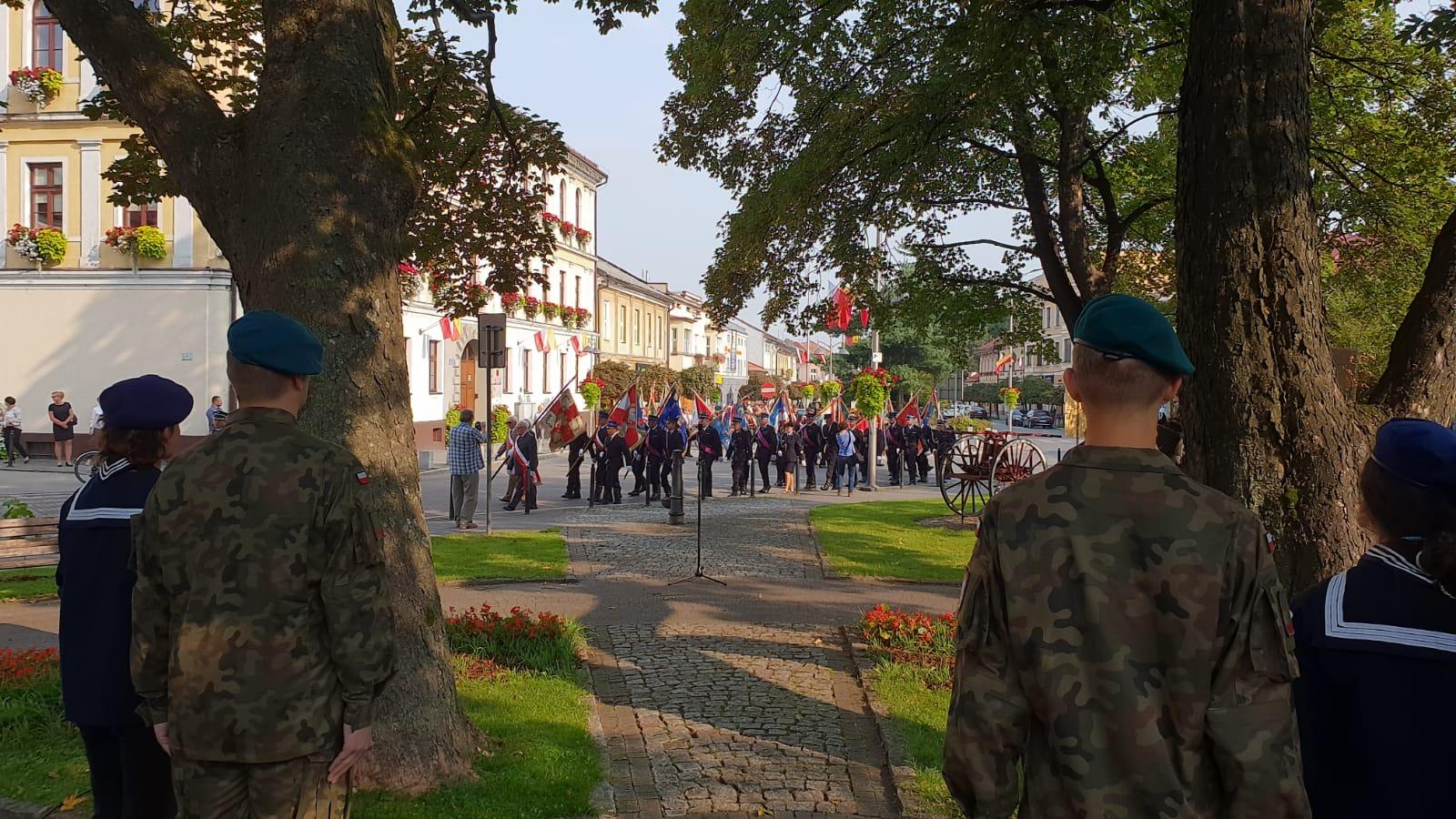 W Andrychowie uczcili 79. rocznicę wybuchu II wojny światowej [FOTO]