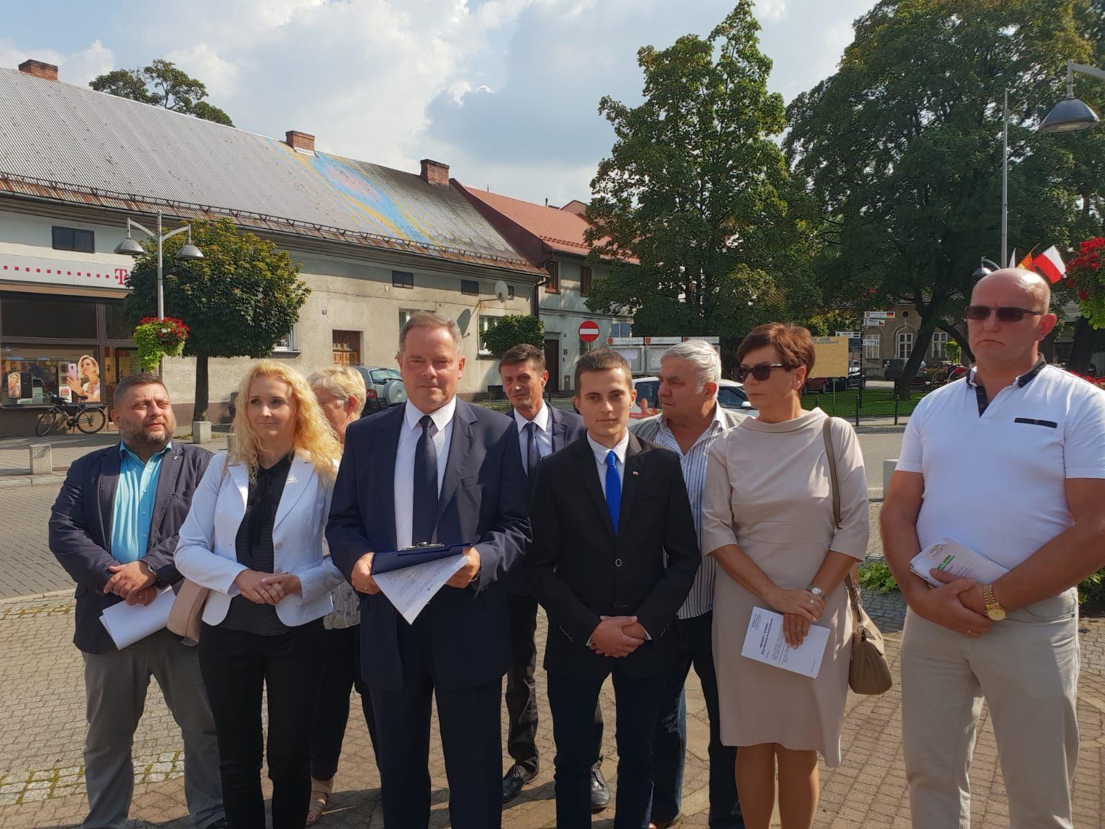 Krzysztof Kubień apeluje do radnych