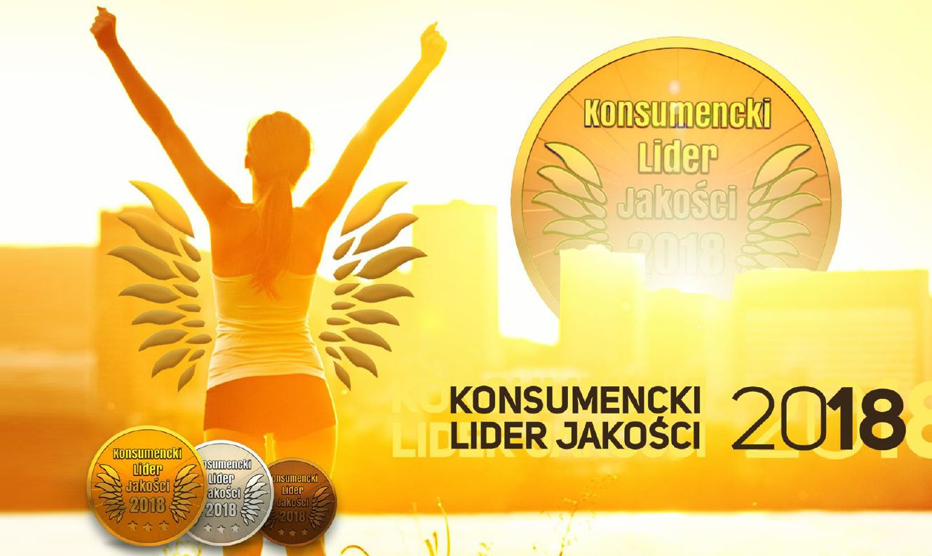 ADAMEX Laureatem Programu Konsumencki Lider Jakości 2018!