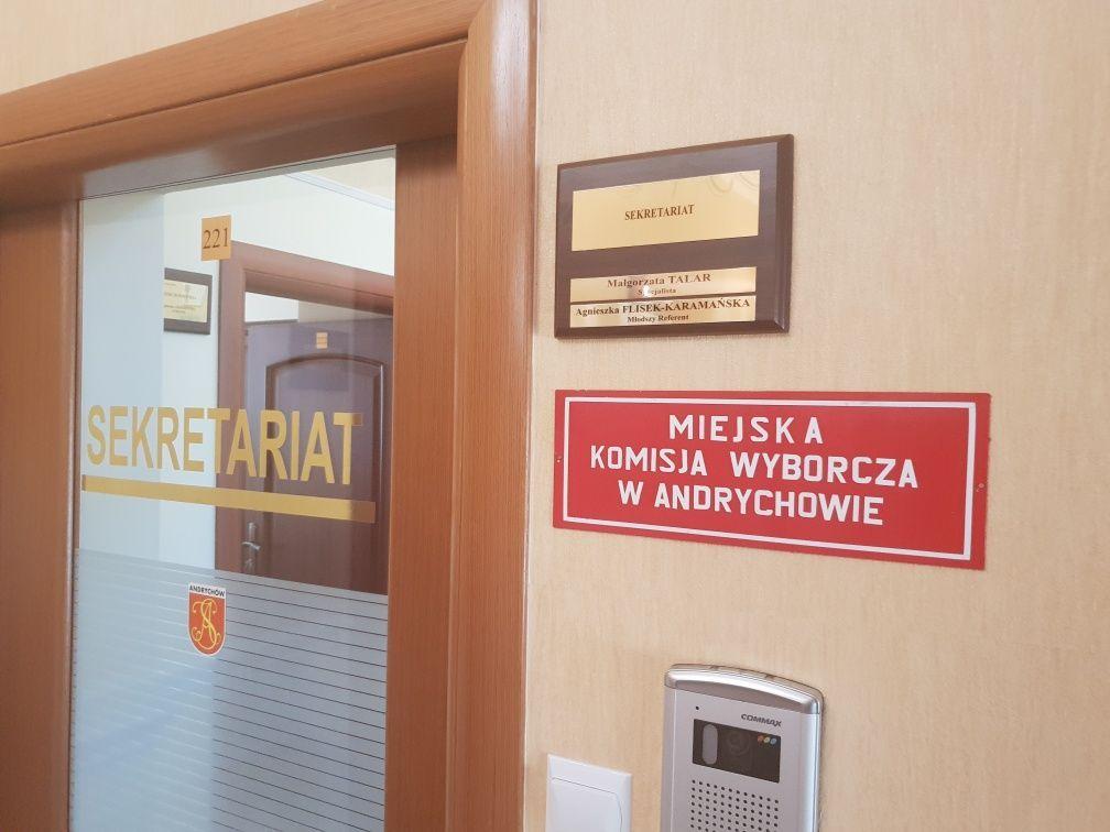 To już pewne. Zamknięta lista kandydatów na burmistrza Andrychowa