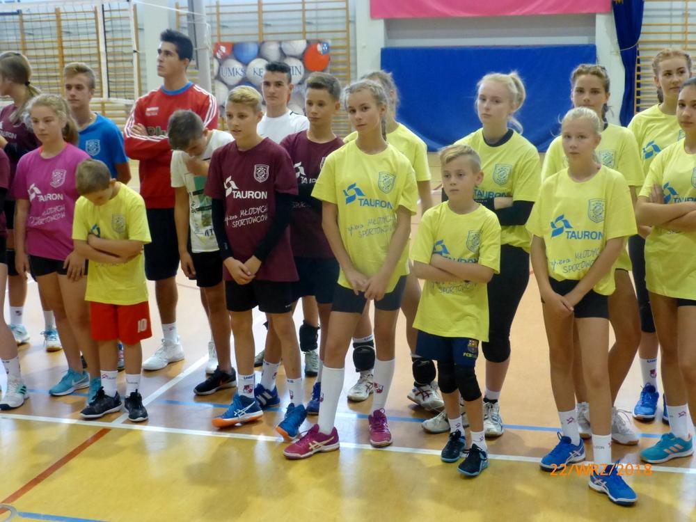 Turniej amatorskiej siatkówki cieszył się dużym zainteresowaniem [FOTO]