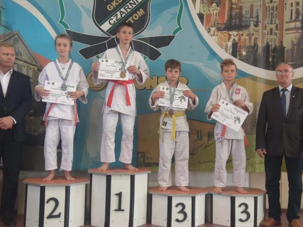 Mistrzowie w judo. Kęczanie triumfowali [FOTO]