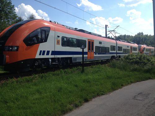 Pociągiem do Krakowa w godzinę?