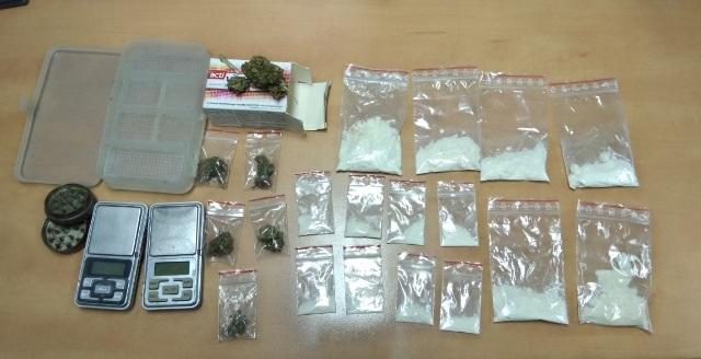 Posiadacze narkotyków wpadli w ręce andrychowskich funkcjonariuszy