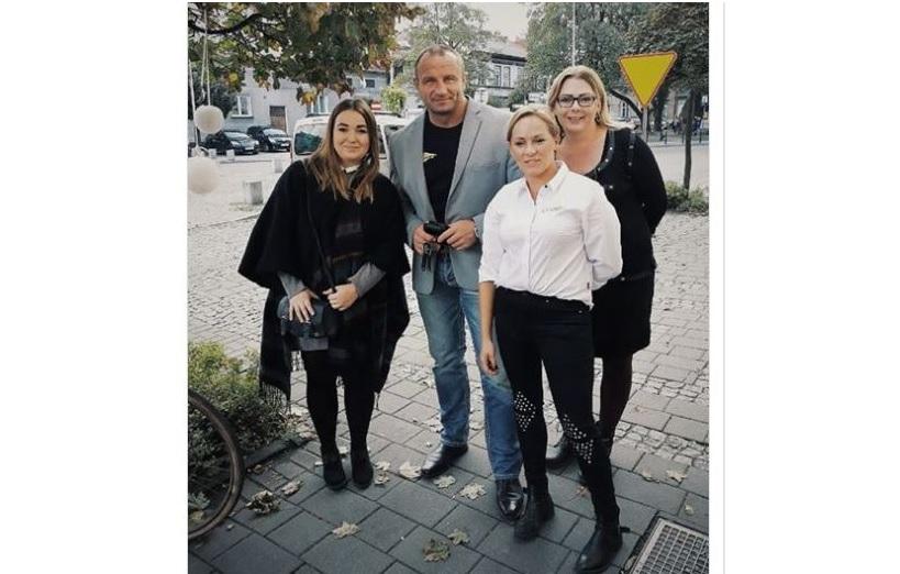 Mariusz Pudzianowski na jubileuszu w Andrychowie [FOTO]