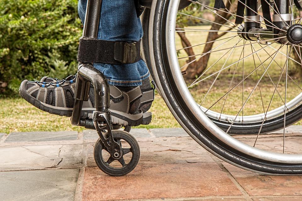 Pokażą miasto z perspektywy osoby na wózku inwalidzkim