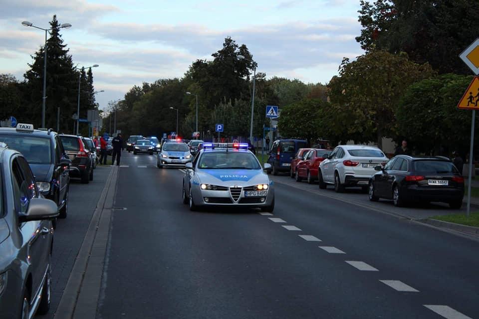 Samochód kolumny prezydenckiej potrącił dziecko w Oświęcimiu [AKTUALIZACJA]