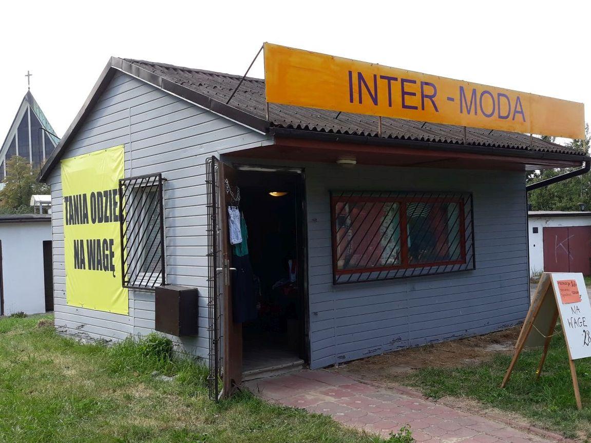 TANIA ODZIEŻ JESIEŃ- ZIMA w sklepie Inter-Moda